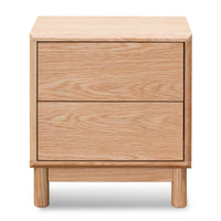Eloise Bedside Table - Natural Oak