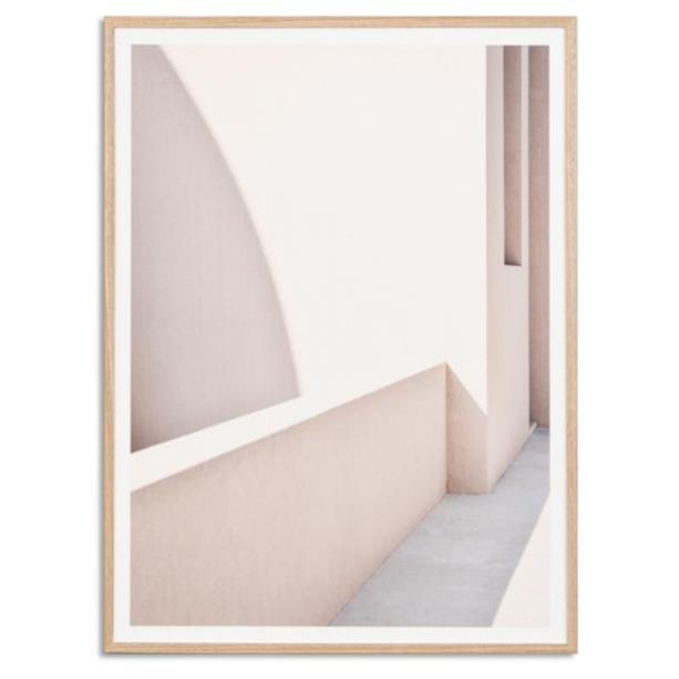 Shadow Lines Framed Wall Art Print