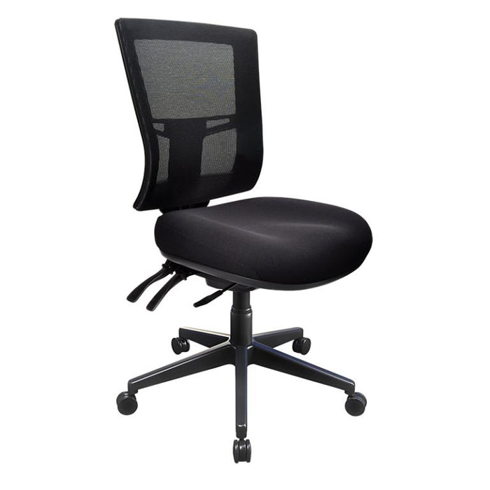 Stilton Ergonomic Office Chair - Black