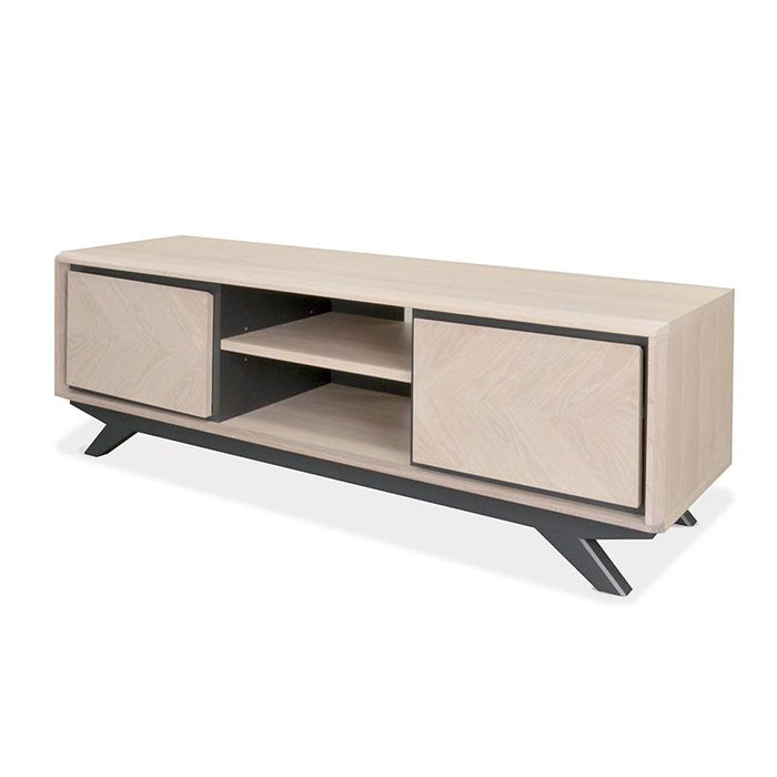 Helga 145cm Wooden TV Entertainment Unit
