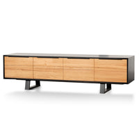 Trina 2m Entertainment TV Unit - Messmate