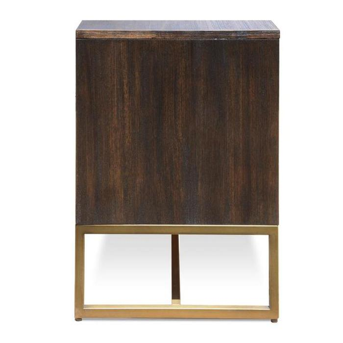 Roma 1.8m Herringbone Entertainment Unit