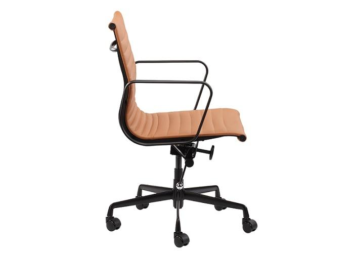 Berkeley PU Leather Boardroom Office Chair - Tan