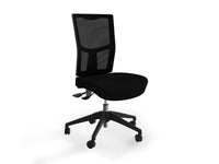Urban Mesh Ergonomic Office Chair - Black