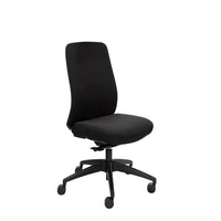 Yona Ergonomic Mid Back Office Chair - Black