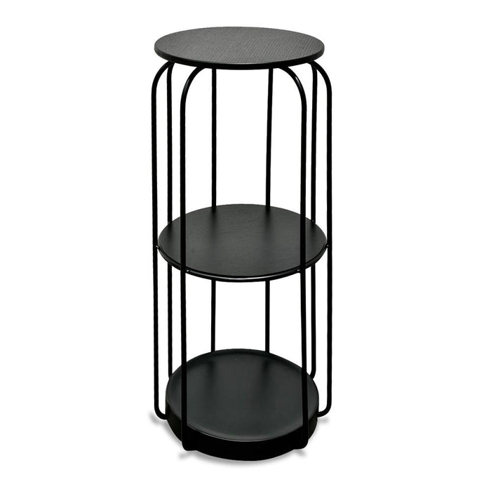 Alicia Side Table - Black