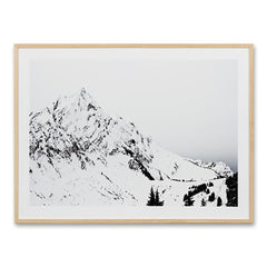 Alps Wall Art Print