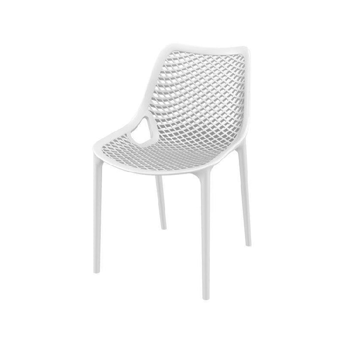 Aro Indoor / Outdoor Dining Chair - White