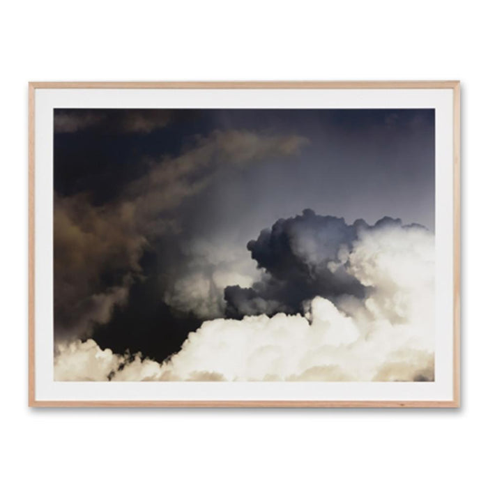 Autumn Storm Wall Art Print