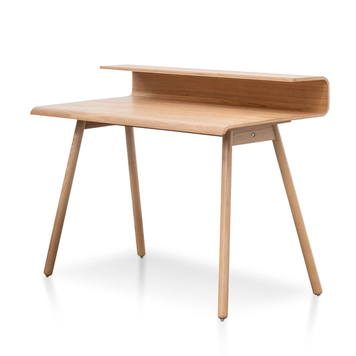 Belinda Wooden Home Office Desk - Natural