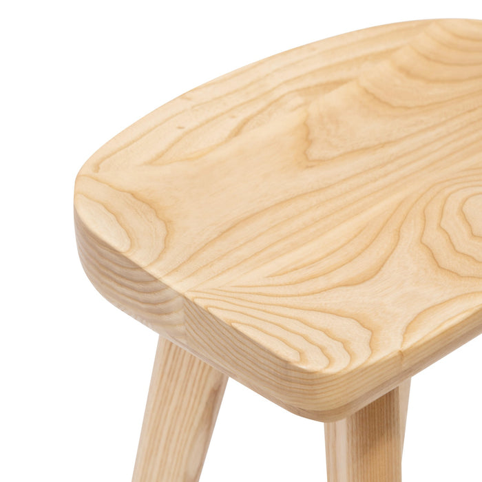 Bethan Bar Stool - Natural
