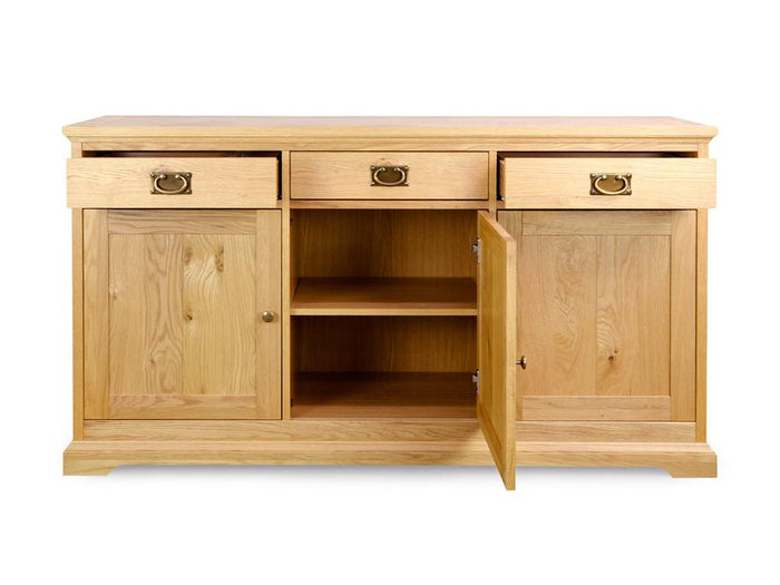 Borg Sideboard Buffet Cabinet - Fully Assembled