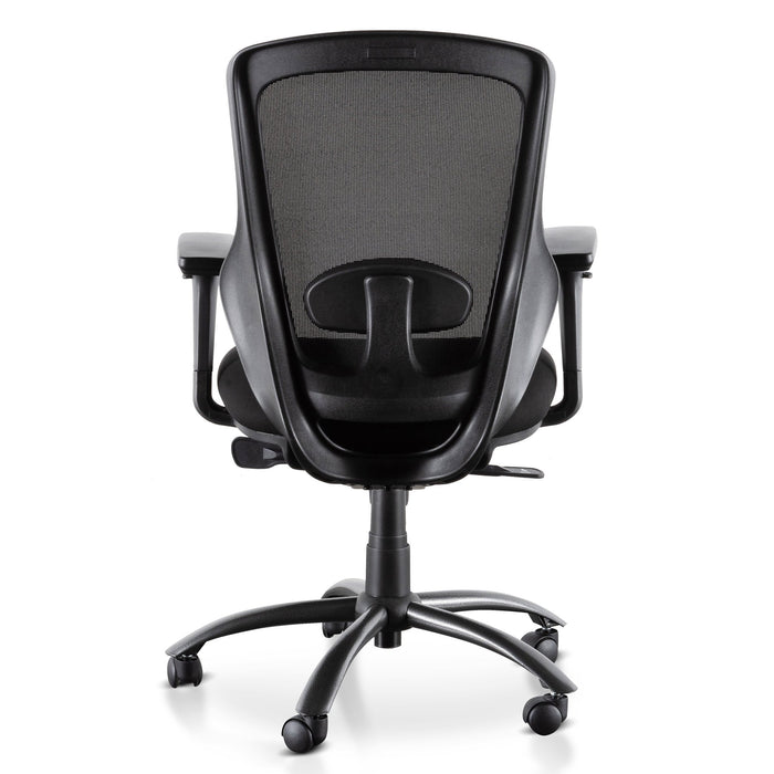 Brice Mesh Office Chair - Full Black