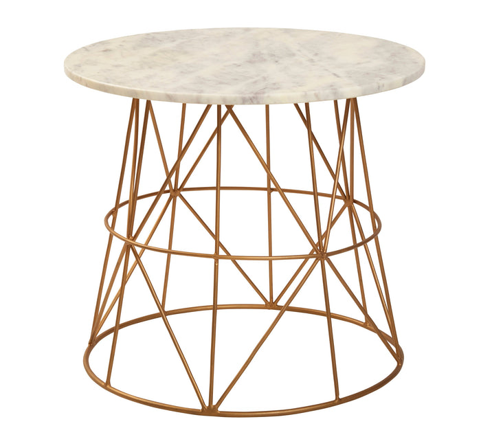 Cassian Marble Side Table