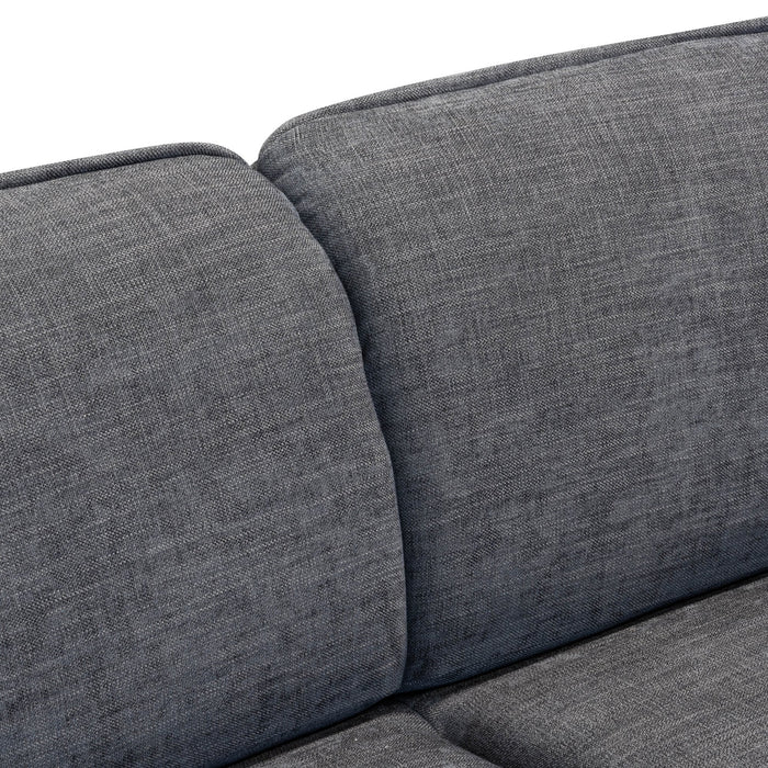 Chapman 2 Seater Sofa - Dark Charcoal
