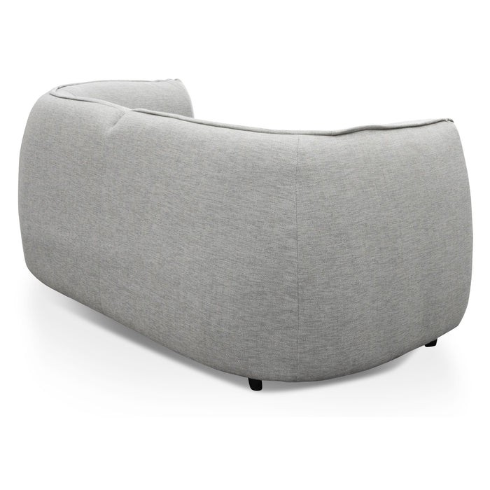 Chapman 2 Seater Sofa - Light Grey Fabric