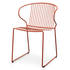 Chayton Dining Chair - Orange