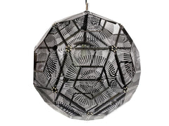 Clearance - Replica Tom Dixon Punch Ball Pendant Lamp - 48cm