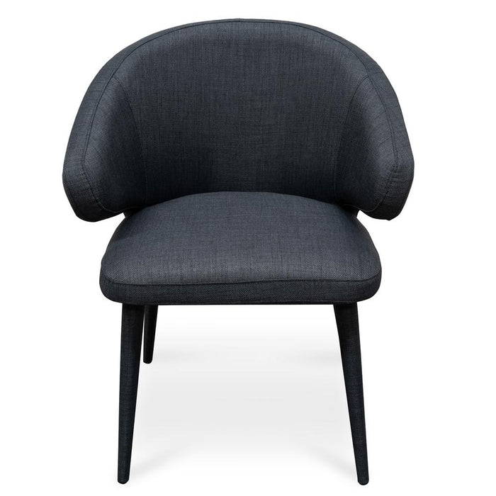 Corey Dining Chair - Slate Grey
