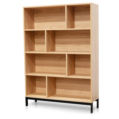 Deakin Bookcase - Natural