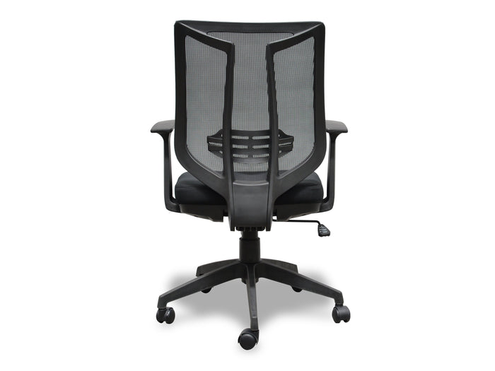 Deniz Office Chair - Black