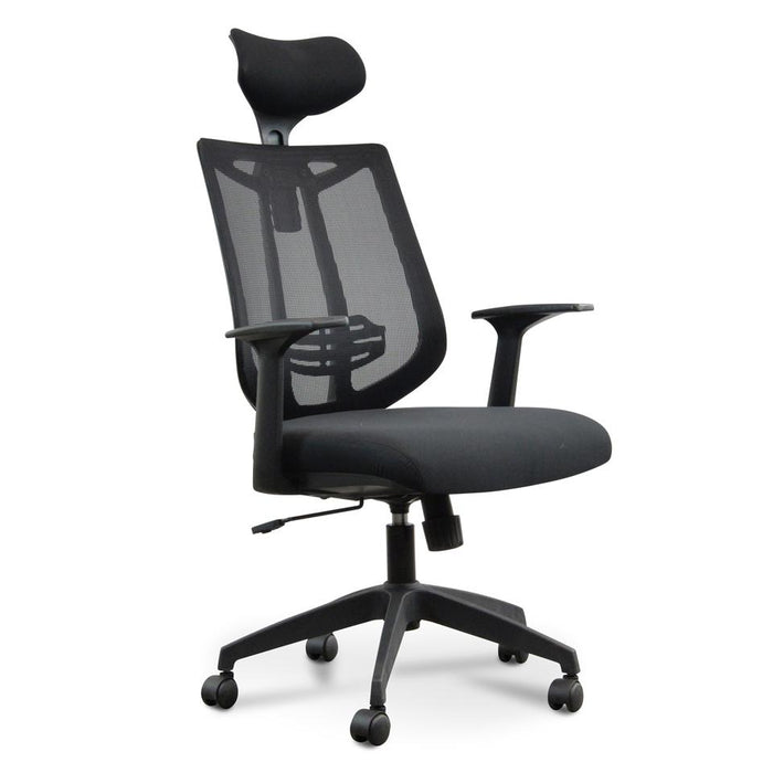 Deniz Office Chair with Head Rest
