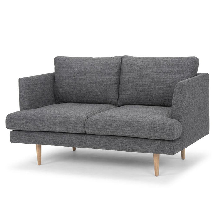 Denmark 2 Seater Sofa - Metal Grey