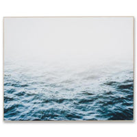 Distant Waters Landscape Wall Art Print