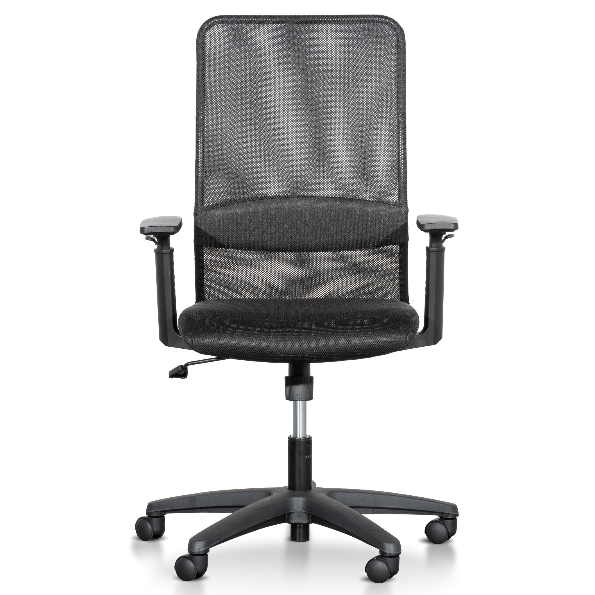 Picture of: Elroy Mesh Office Chair Black Interior Secrets