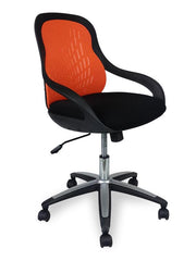 Evo Mesh Office Chair - Orange