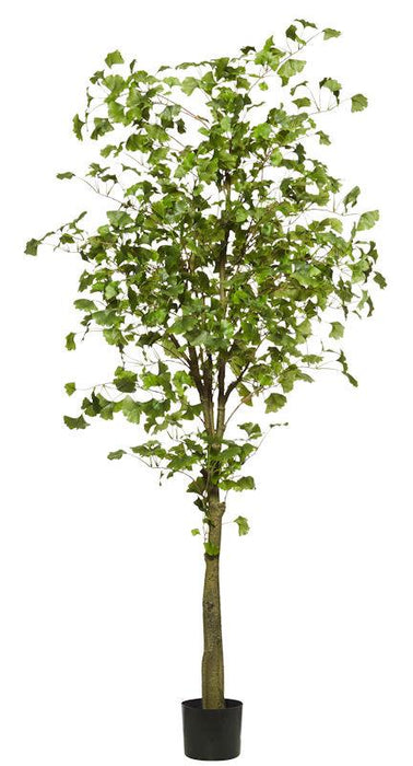 Ginkgo Tree Artificial Plant
