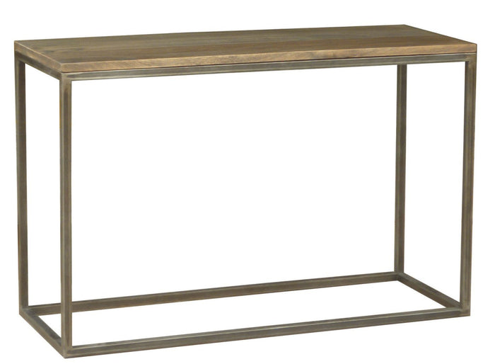 Halifax Narrow Wood Console Table