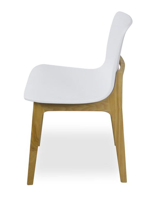 Harris Dining Chair - White
