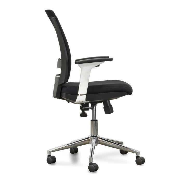Hass Office Chair - Black Back