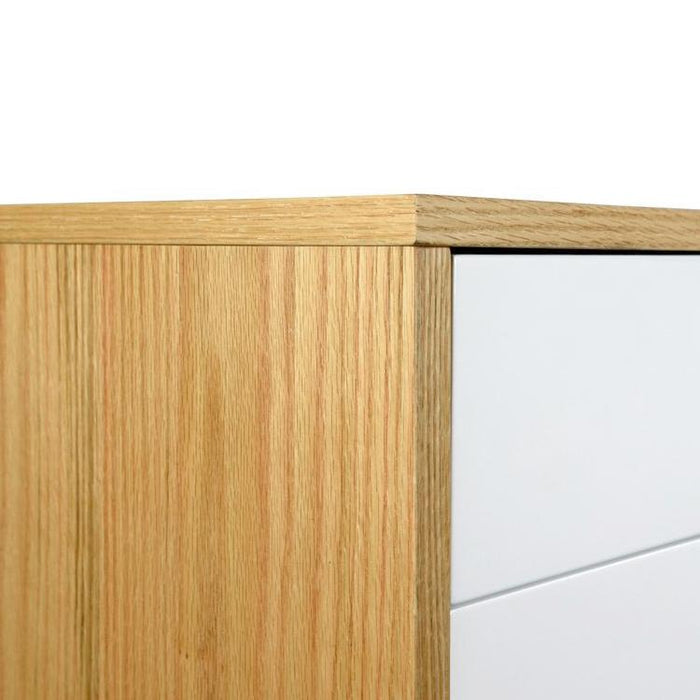 Hendrix Scandinavian Buffet Unit - Natural
