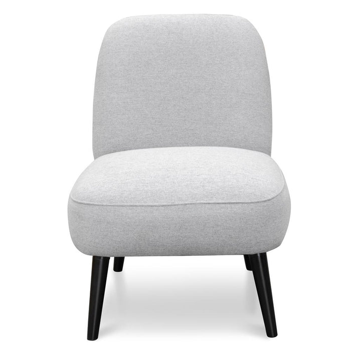 Janet Lounge Chair - Moonlight Grey