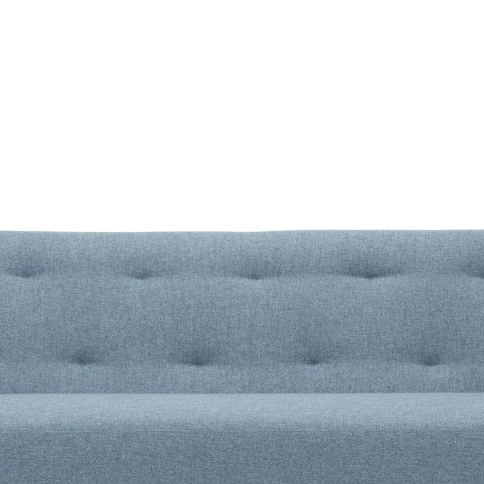 Jensina 3 Seater Sofa - Denim