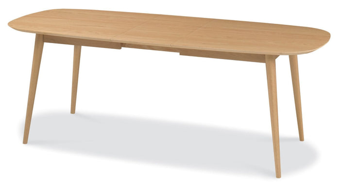 Johansen 1.75-2.15 m Extendable Dining Table - Natural
