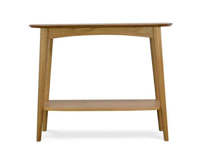 Johansen Narrow Wood Console Table