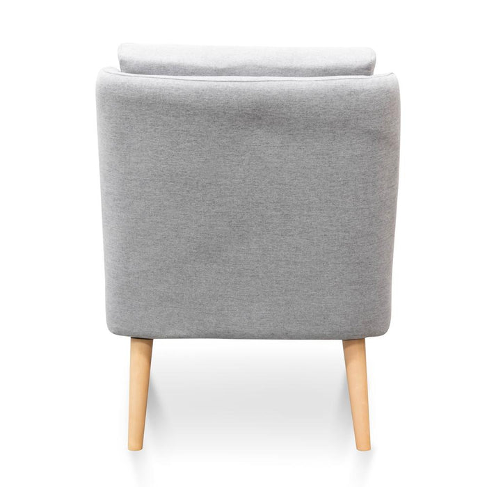 Joyce Lounge Chair - Moonlight Grey