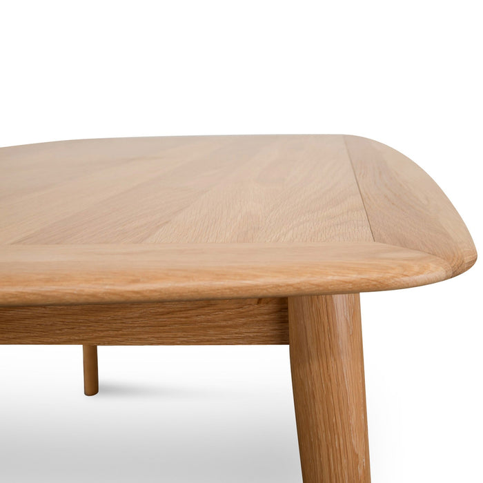 Kenston 1.6m Oak Fix Dining Table