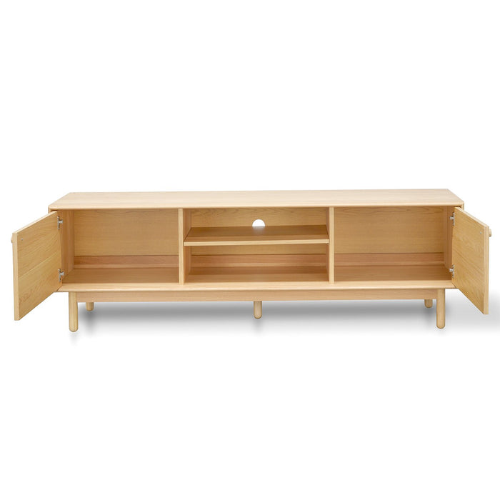 Kenston 1.8m TV Entertainment  Unit - Natural