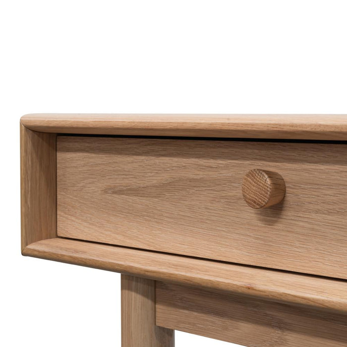Kenston Console Table - Oak