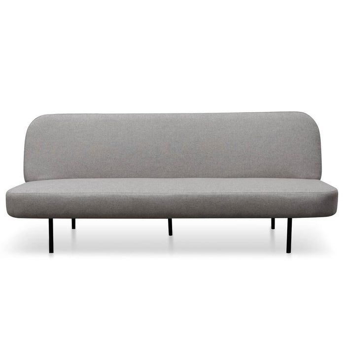Laura 3 Seater Sofa Bed - Light Grey
