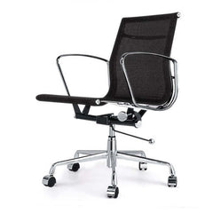 Management Mesh Office Chair - Eames Replica - Black