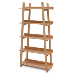 Mayson Bookshelf - Natural Oak