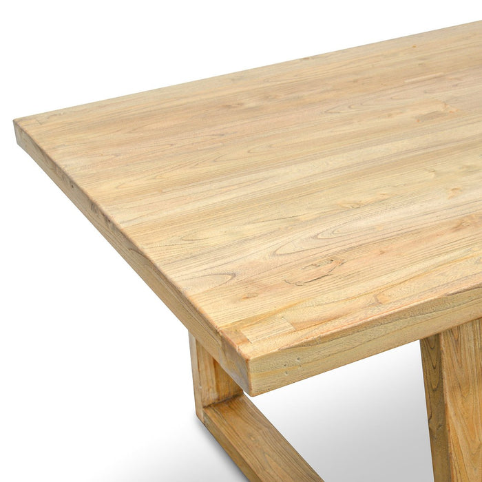 Naples Reclaimed Dining Table - 2.4m