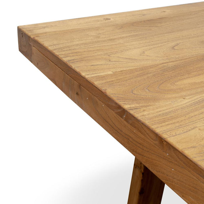 Naples Reclaimed 3m Dining Table - Natural