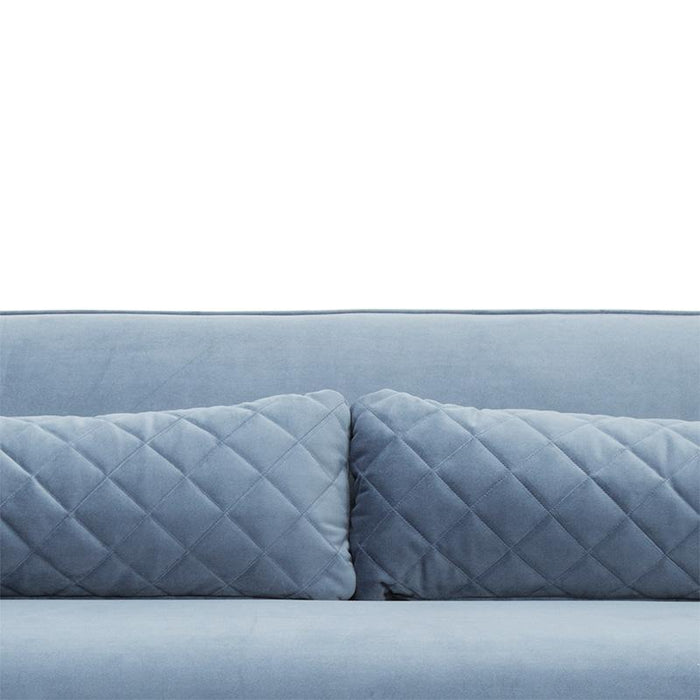 Nook 3 Seater Sofa in Dust Blue
