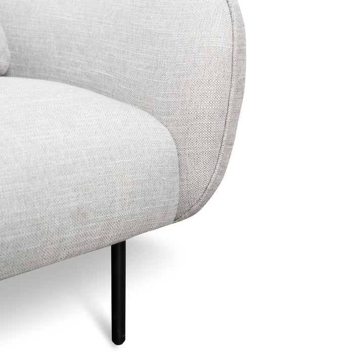 Nook Armchair - Light Texture Grey
